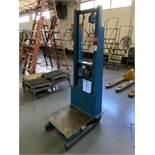 Regal MV60 Die Lift Cart, 750 Lb. Capacity
