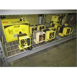 Assorted Electric Metering Pumps
