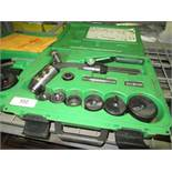 Hydraulic Punch Driver Sets