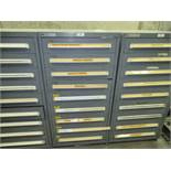 9-Drawer Parts Cabinet