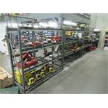 Adjustable Tool & Motor Shelf