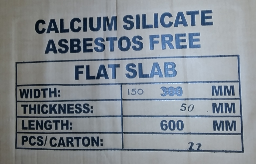 Calcium Silicate Blocks : Calcium silicate blocks