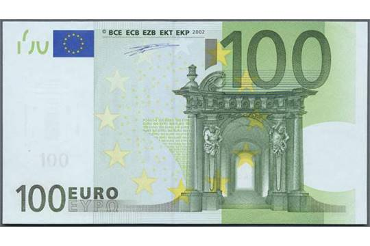 100 euro note images galleries with a for Canape a 100 euros
