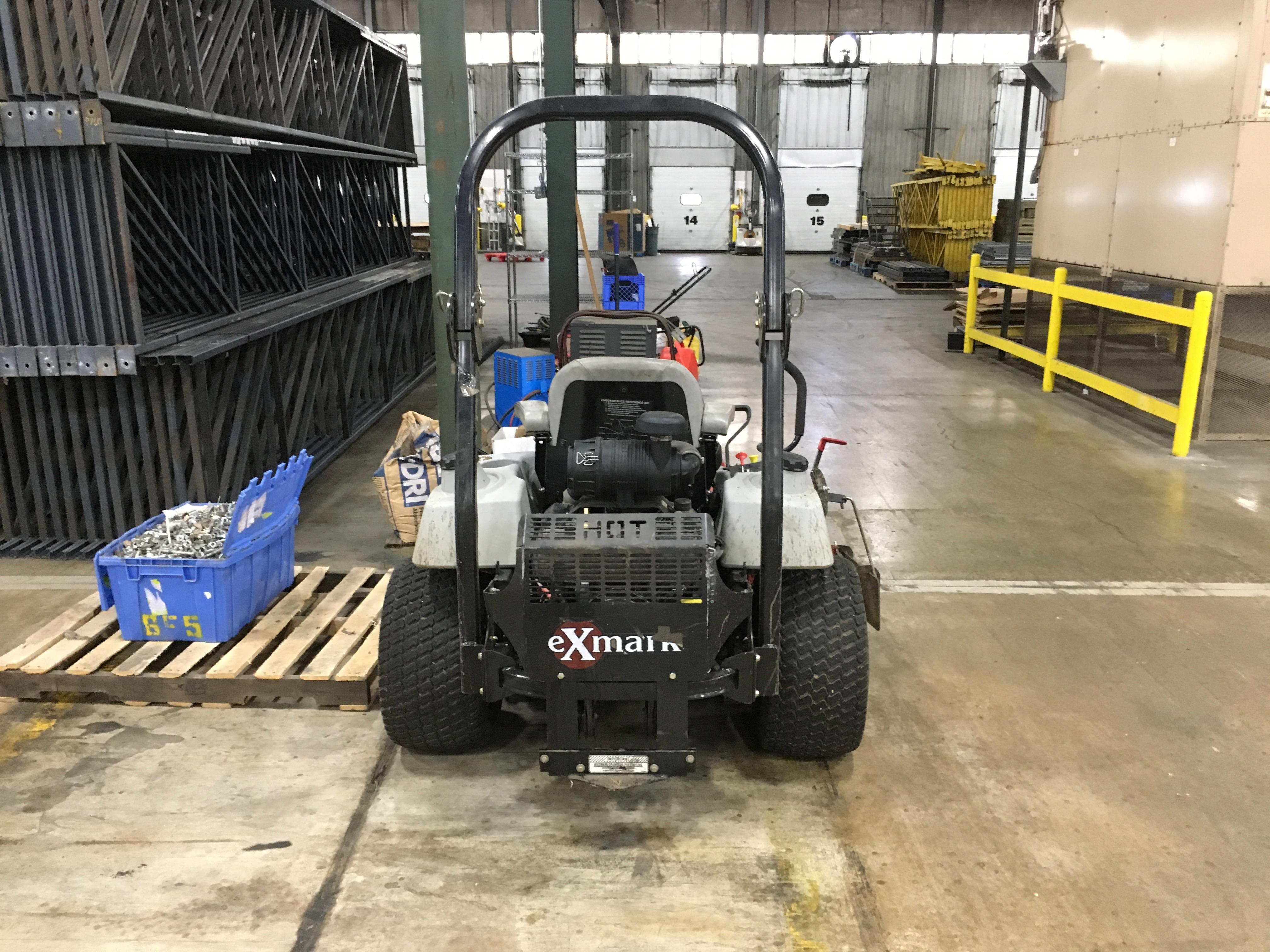 Exmark Lazer 60 U0026 39  U0026 39  Zero Turn Commercial Lawn Mower  Ultra Cut 60  Kohler 27