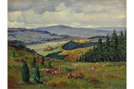 Maler Rosenheim inden rudolf rudi 1897 gemünd 1951 rosenheim bruder des ernst
