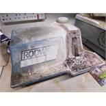 Rodway micro edge polisher