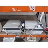 Keeler Pulsair 2000 & Keeler Pulsair tonometers