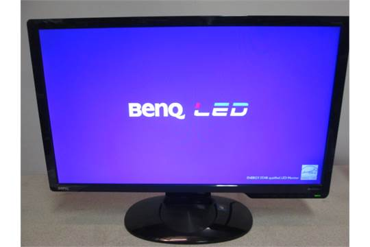 BenQ monitor no sound