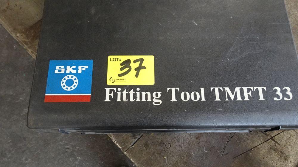 Lot 37 - SKF TMFT33 FITTING TOOL C/W CASE