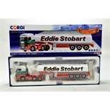 Corgi 1/50 diecast truck issue comprising No. CC13775 Scania R Highline Fuel Tanker in livery of