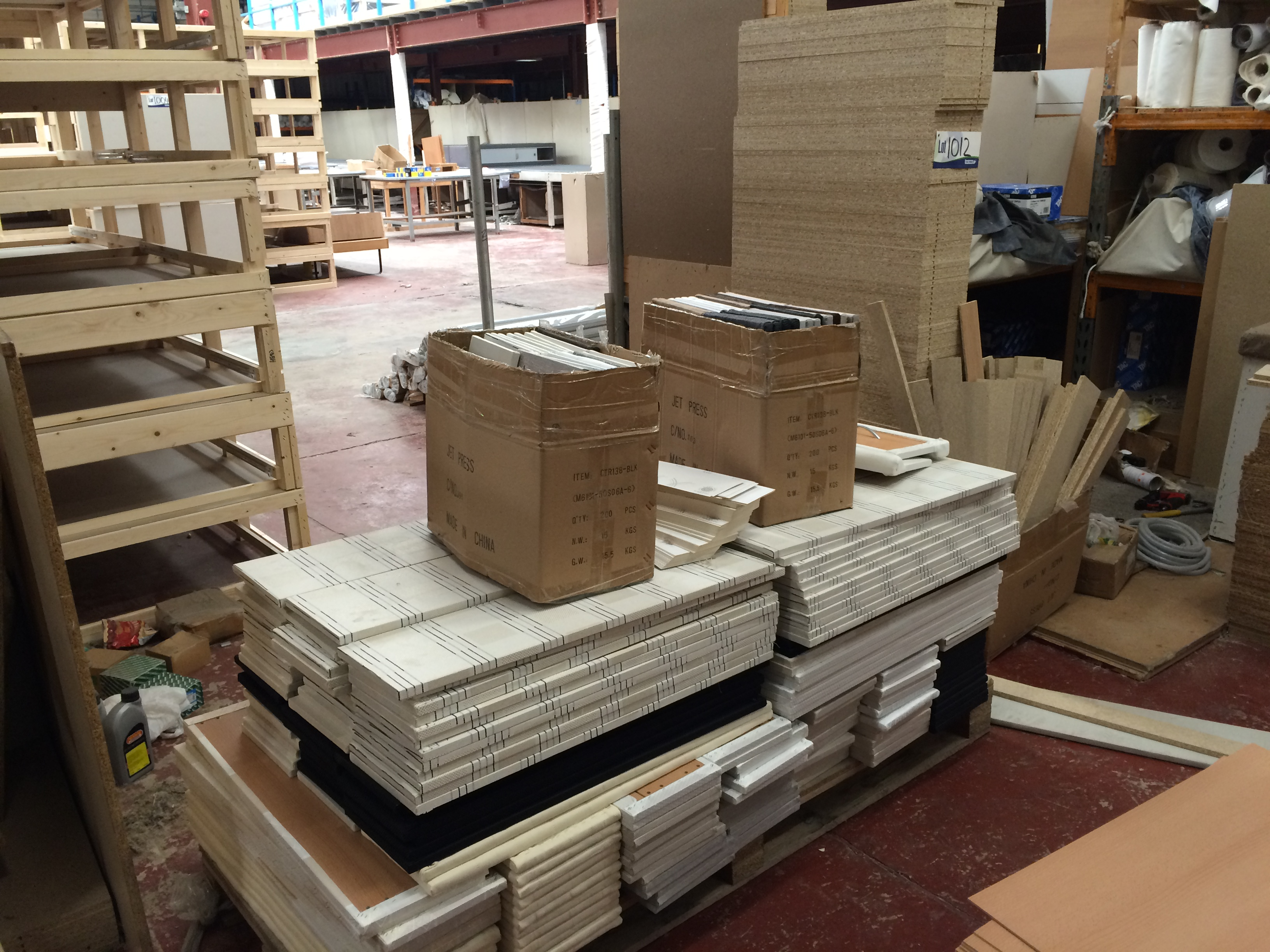 Divan drawer components inc drawer fronts sides bases for Divan drawer runners