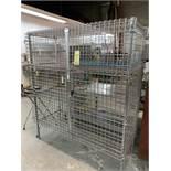 Cage sécurité et mster lock 6 '