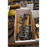 LOT: Assorted Indicator Stands & Height Gauges