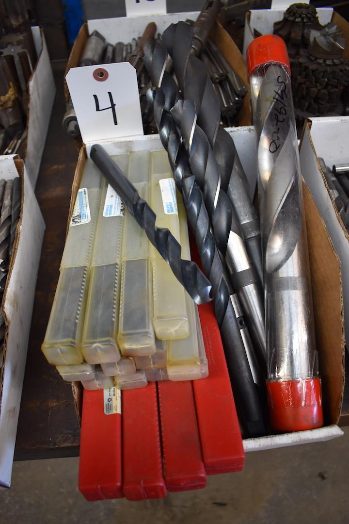 Lot 4 - LOT: Assorted Drills