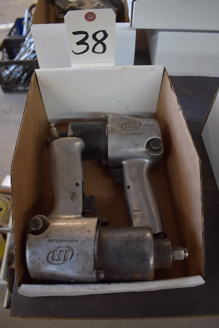 Lot 38 - LOT: (2) Ingersoll Rand Model 231C 1/2 in. Drive Impactool Pneumatic Impact Wrenches
