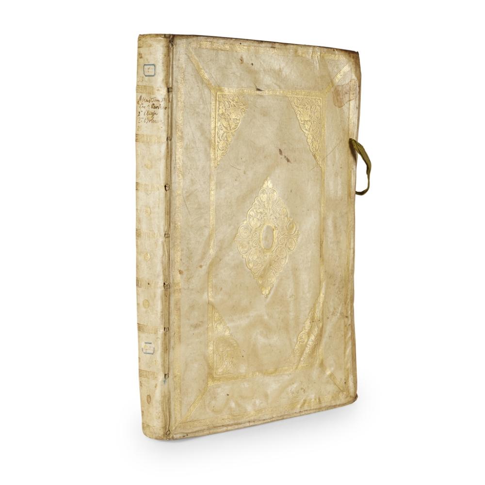 Lot 115 - BLAEU, WILLEM Theatrum Orbis Terrarum, volume 5 comprising Scotland and Ireland