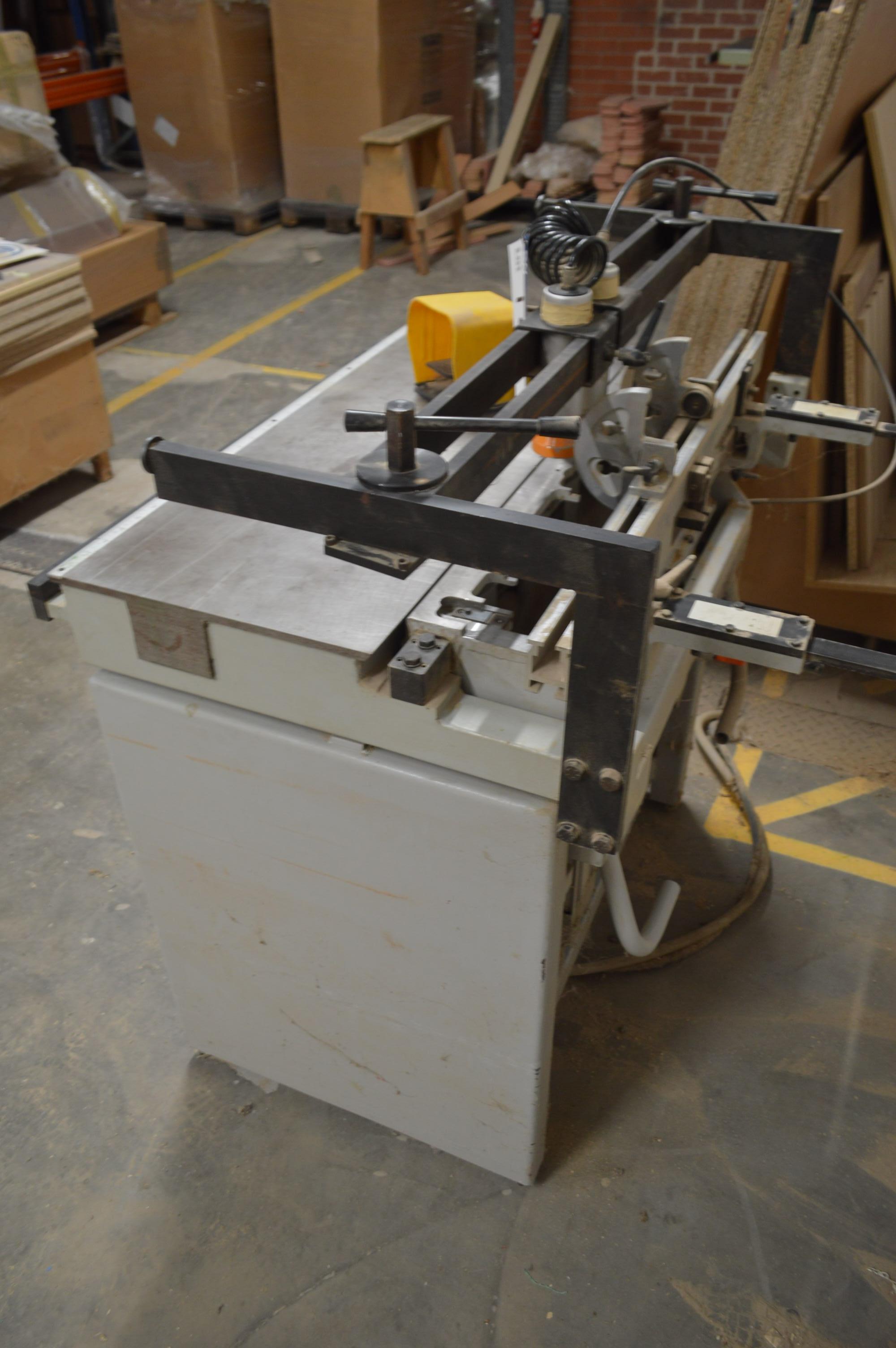 Lot 16 - Me.Sa Type GT M21 Multi-Borer, serial no. 0695032,