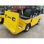 2016 COLUMBIA SHOP CART, BATTERY POWERED, BUILT IN CHARGER, RUNS AND OPERATES