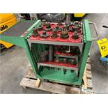 INDUSTRIAL TOOLING CART AND CONTENTS