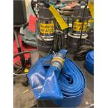 UNUSED MUSTANG MP4800 SUBMERSIBLE PUMP WITH HOSE