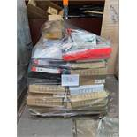 1 x Pallet of Mixed Stock/Stationery Including Rexel Staplers, Suspension Files, Box Files,