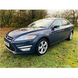 Ford Mondeo Titanium X 2.0 TDCi - 2014 14 Reg - Full Leather - Sat Nav - Top Spec