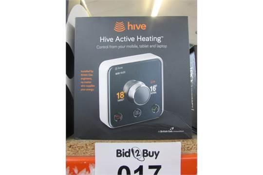 hive active heating control. Black Bedroom Furniture Sets. Home Design Ideas