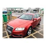 Audi A6 2.0 TDI S Line (138 BHP) - 2011 Model - Full leather - Sat Nav - Cruise Control -