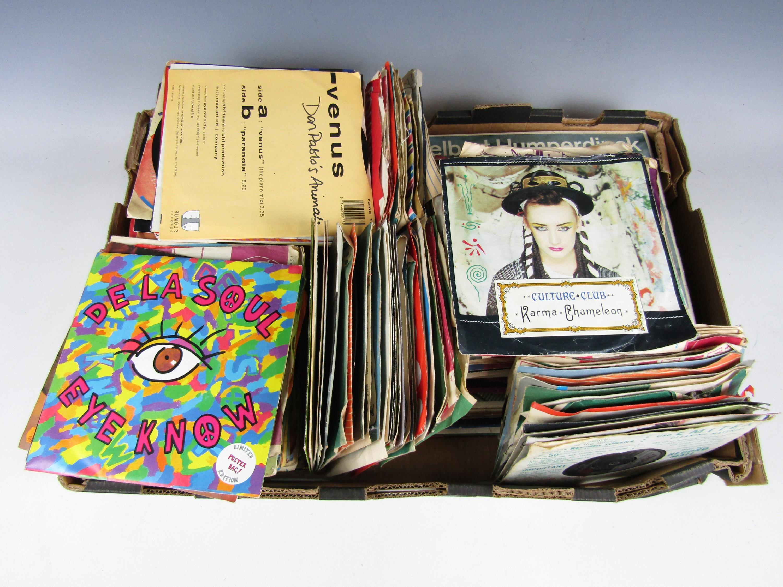 Lot 57 - A large quantity of vinyl records