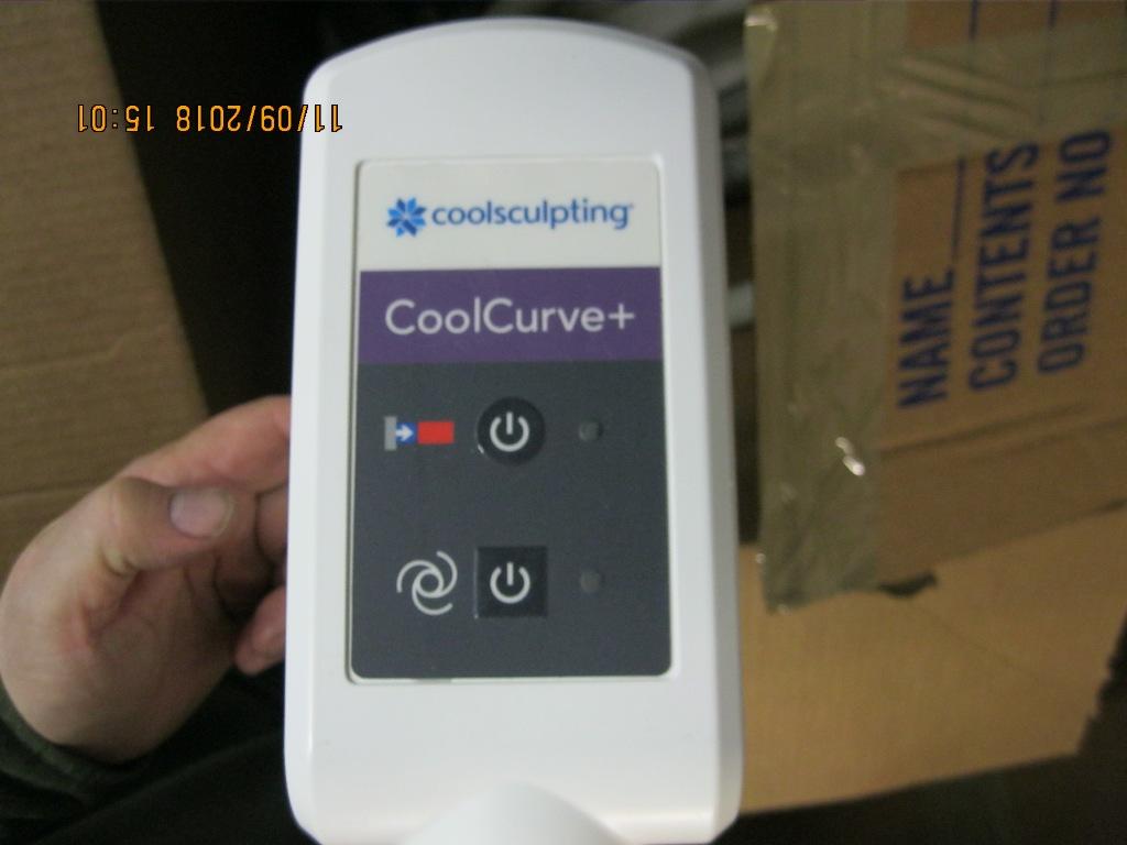 Lot 3 - CoolCurve +