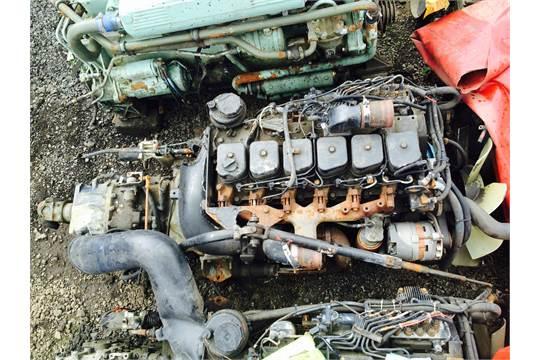 DAF 55 210 Cummins BTAA inline pump engine 6 speed Eaton