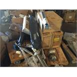 Pallet of Mettler Toledo parts, misc. (LOT). ** (Located in Russellville, Arkansas) ** Rigging Fee: