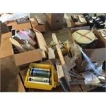 Pallet of misc. parts, Safeline X-ray parts (LOT). ** (Located in Russellville, Arkansas) ** Rigging