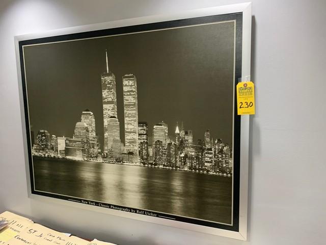 ARTWORK - NEW YORK CITY