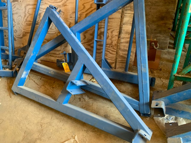 SWING STAGE HEAVY DUTY BEAM & BRACKET ROOF WEIGHT SYSTEM - Image 2 of 3