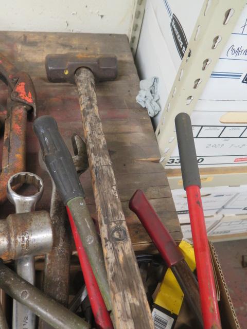 Lot 53 - Hand Tools