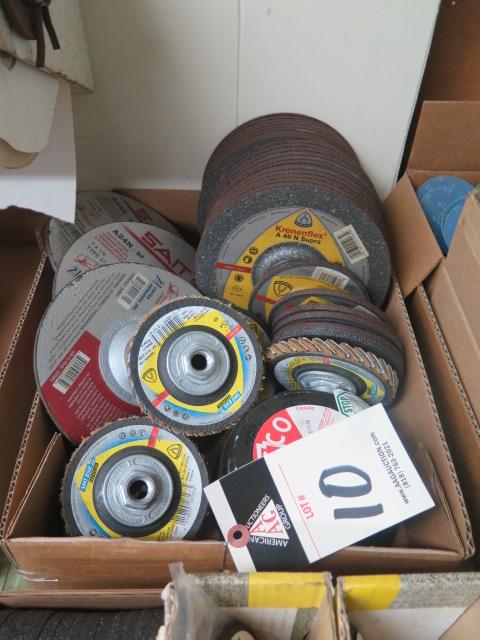 Lot 10 - Grinding Discs