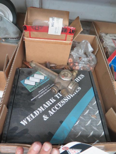 Lot 28 - Welding Supplies