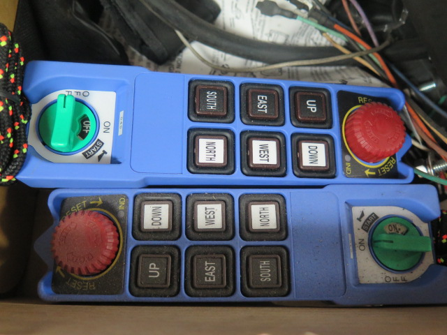 Lot 36 - Remote Controller