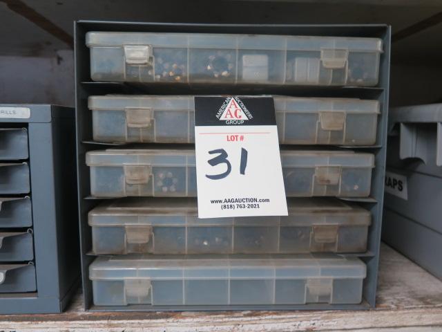 Lot 31 - Core Drills, Drills, Taps