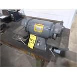 Baldor 1/2 hp grinder mod. 522