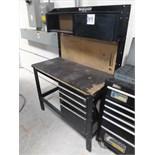 MasterCraft work bench