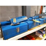 (7) tool boxes