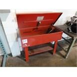 Torin Big Red Jacks parts washer