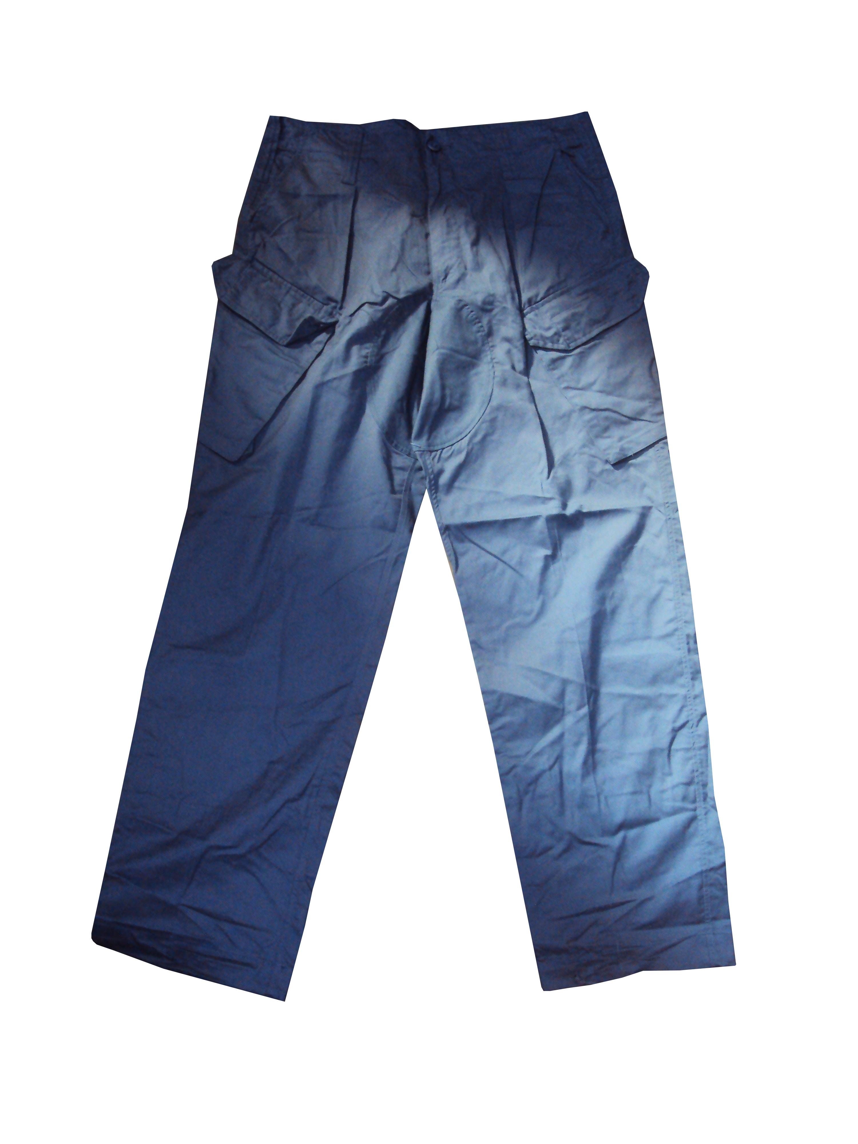 Lot 3 - Pack of 10 - Royal Navy/ RAF PCS Trousers - Grade 1