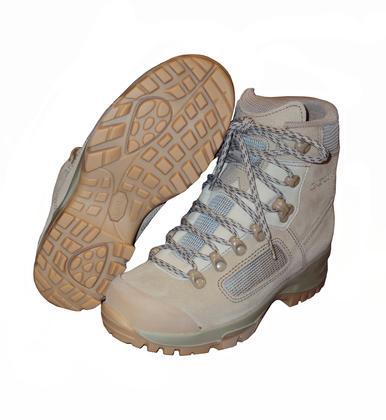 Lot 41 - Pack of 5 - Lowa Desert Elite Boots - UK Size 12.5 - Brand New