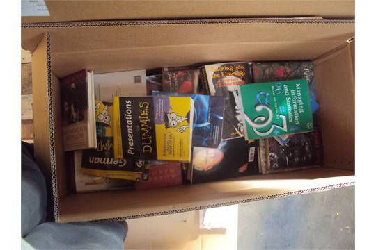 Lot 22 - 1 x Pallet of Books - Random Selection - Ex-Library Books