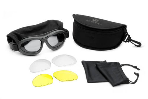 Lot 51 - Pack of 5 - Revision Bullet Ant Goggles - Brand New