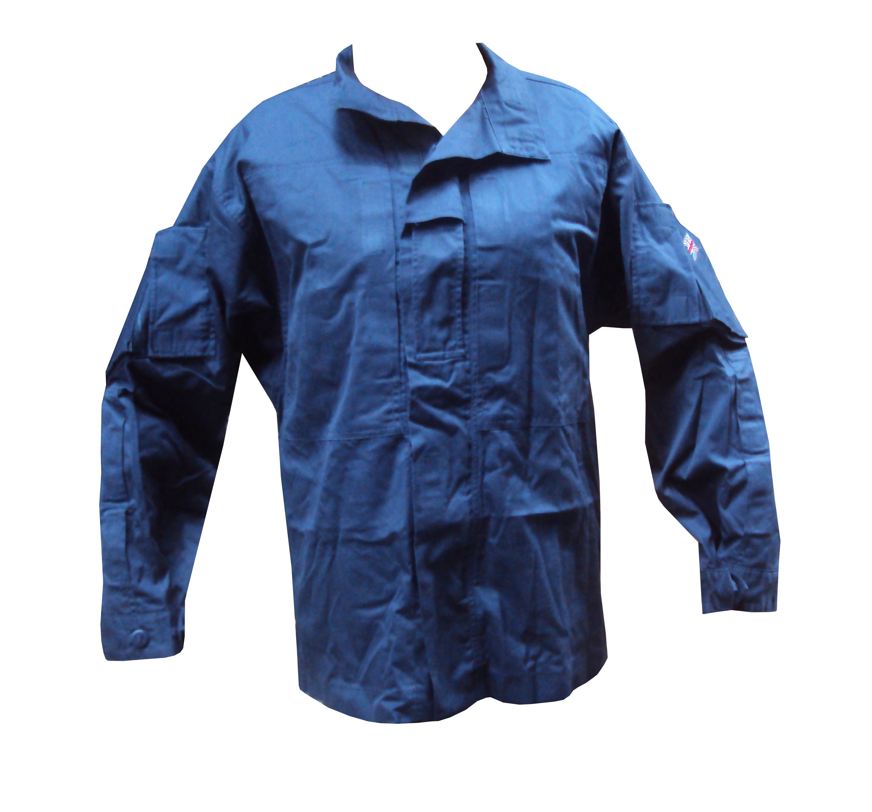 Lot 5 - Pack of 10 - Blue Shirts - Grade 1