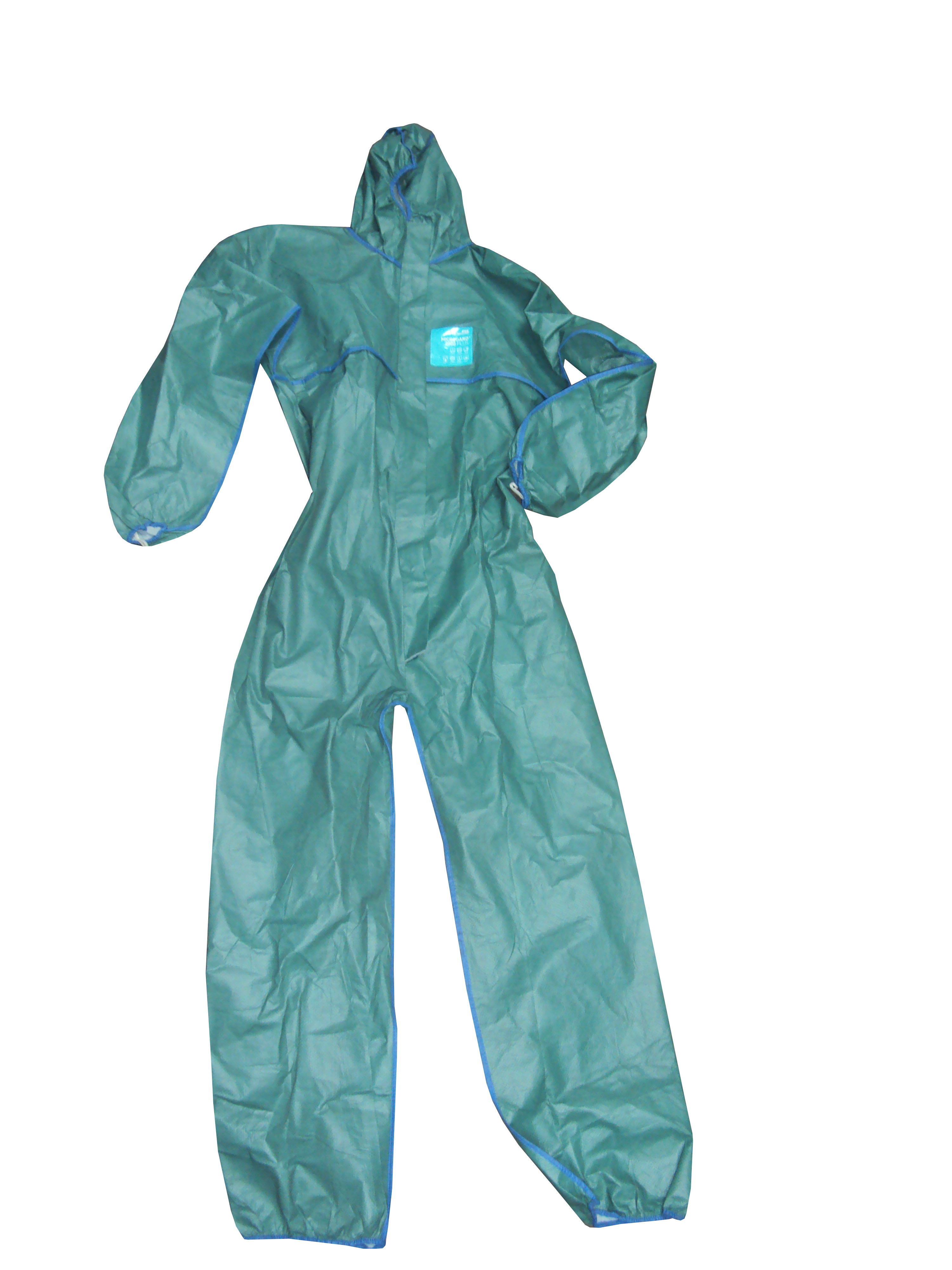 Lot 14 - Pack of 40 - Microguard 200 Plus Coverall - Medium - New
